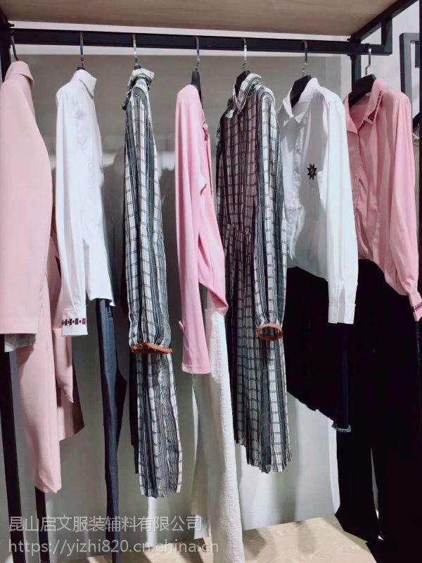 车轱辘现货多种款式多种风格广州女装服装批发市场