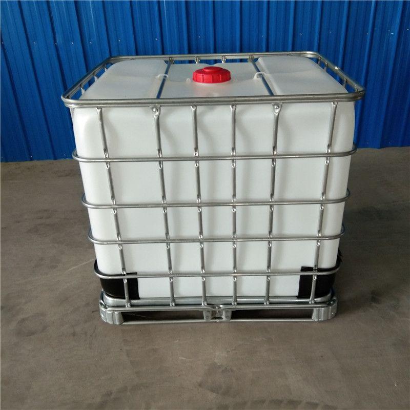 1吨带铁框塑料桶1立方ibc吨桶1000L化工桶1吨储运桶