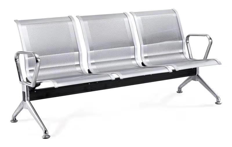 QY001不锈钢排椅品牌厂家-  广东清源家具有限公司