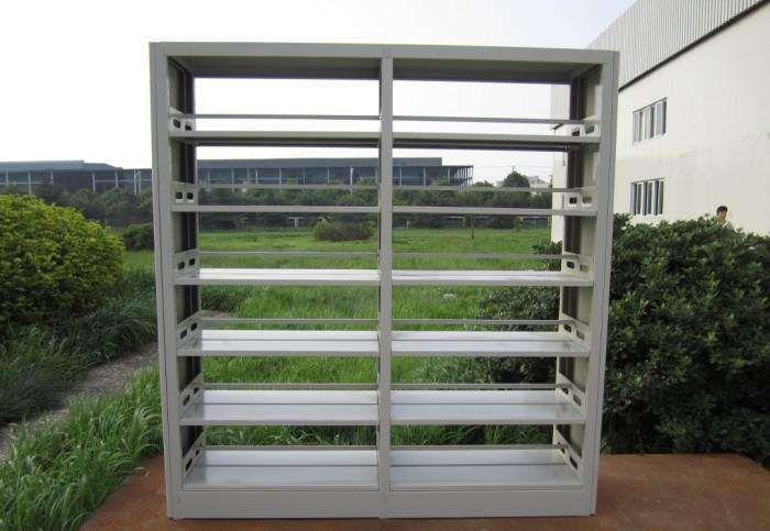滨州双面钢制书架价格_多少钱-生产型企业