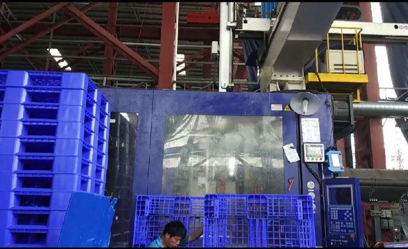 塑胶卡板全自动生产线