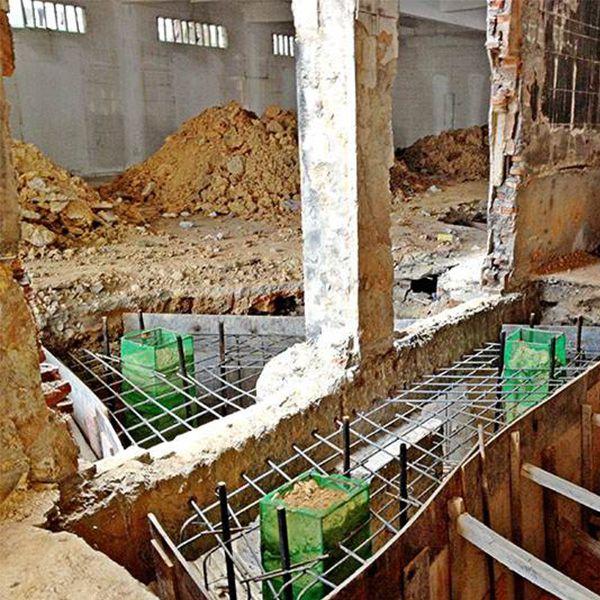萍乡地下室加固公司