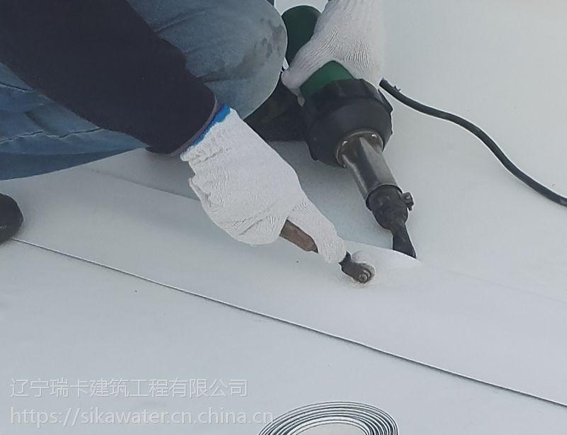 供应瑞士西卡F10渗耐PVC防水卷材材料多少钱一平