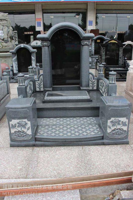 福建墓碑加工厂直销 各式艺术石雕墓碑 多种款式供您参选