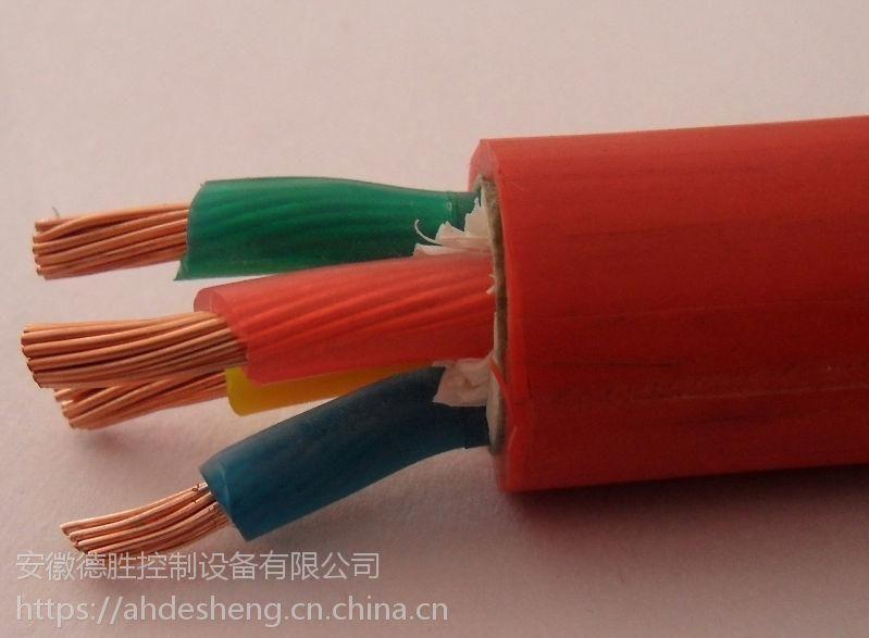 德胜KGG22铜芯硅橡胶绝缘硅橡胶护套钢带铠装控制电缆 4*25mm2满意的