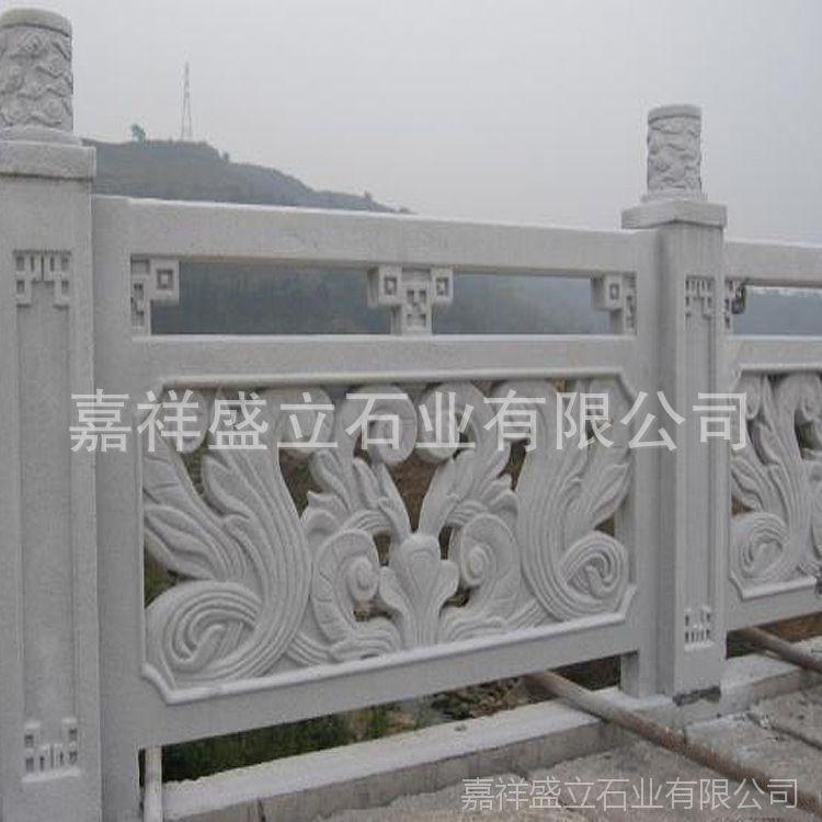 各种石材栏板雕刻 别墅寺院楼梯扶手 厂家直销
