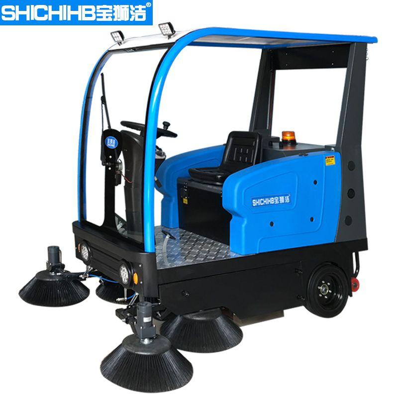 国内新款高效率扫地机