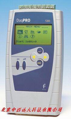 中西 多通道高温辐射热流计 型号:FS13-Daqpro 5300库号:M407684