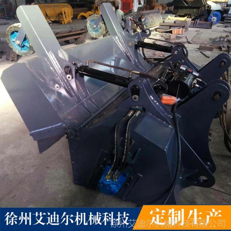 装载机配无尘扫地机价格山猫滑移配降尘洒水清扫器 路面渣土清理