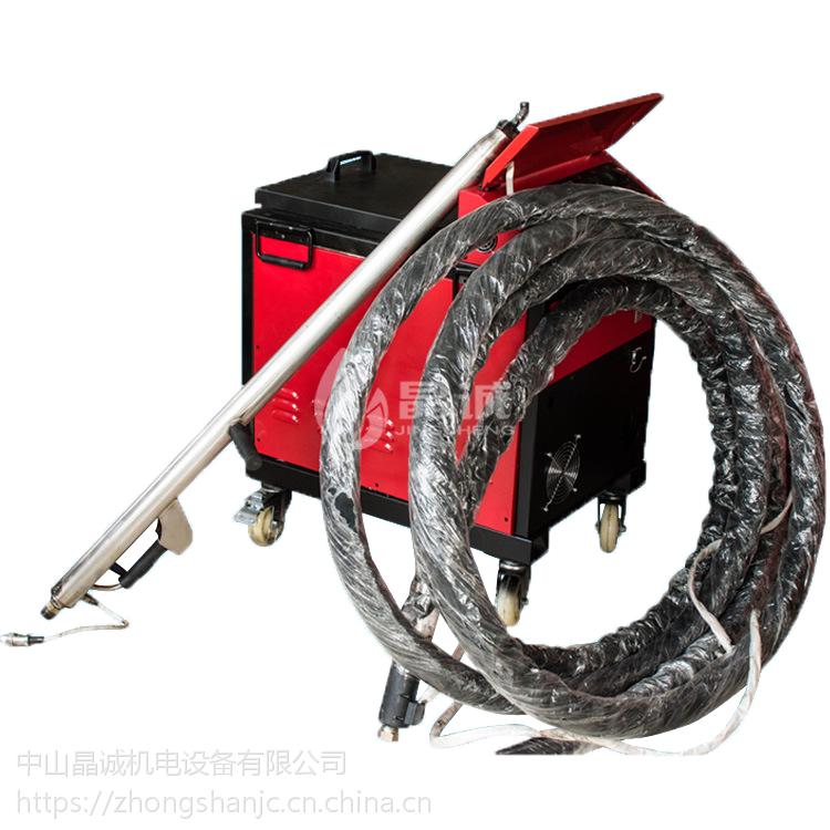 晶诚非固化橡胶沥青喷涂机JCM-PT100高温喷洒免清洗