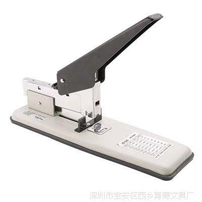 正品得力0393订书机 订书器 重型钉书机 大型 加厚 装订210页