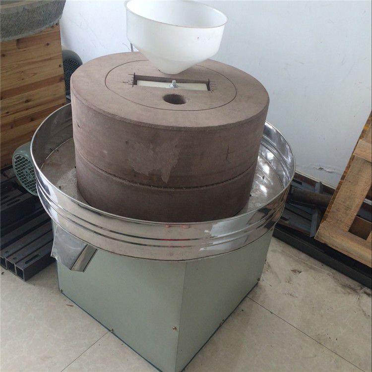 芝麻花生香油磨酱石磨机