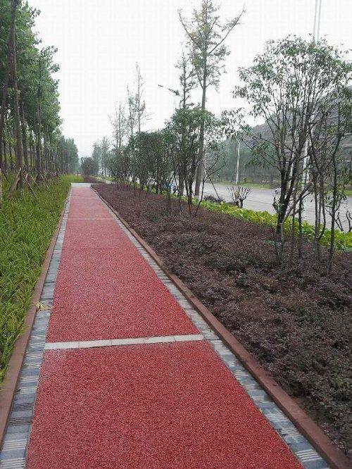 专业承接沥青道路施工及改色铺装等业务18154927793