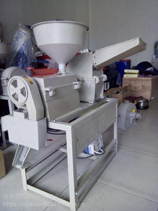泰安组合碾米机 现磨现卖鲜米机价格批发