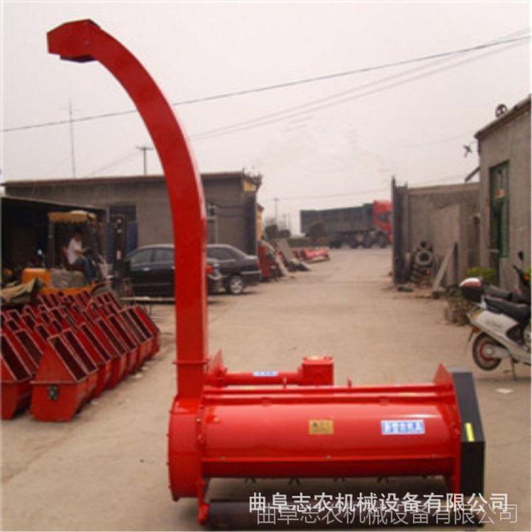 志农厂家直销秸秆回收机 秸秆收获机 棉花秸粉碎回收机