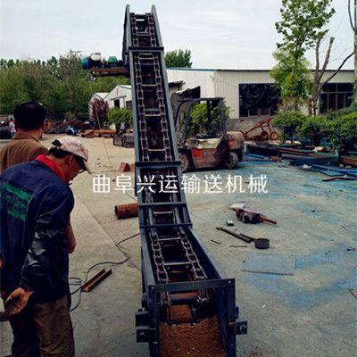 垃圾刮板输送机规格密封 水泥粉刮板机大同