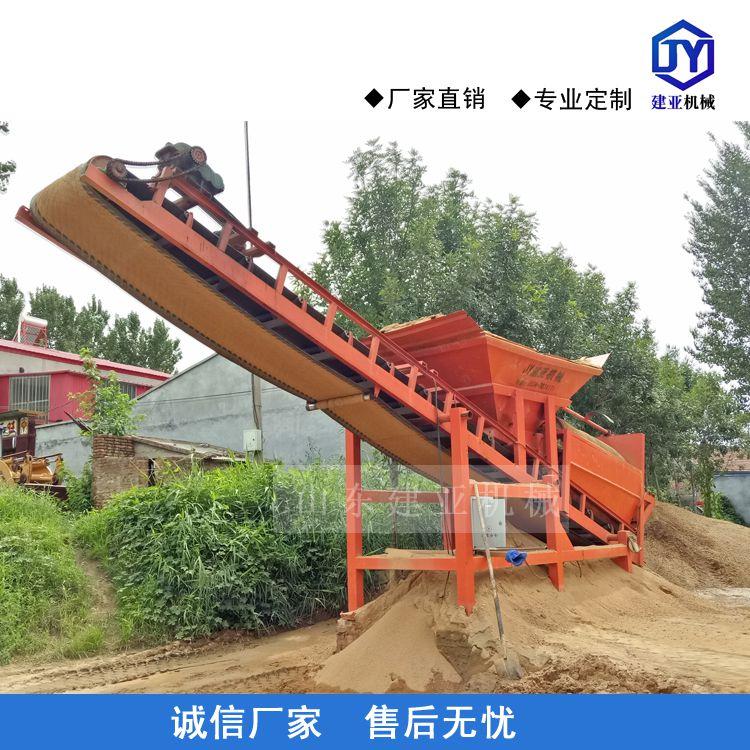 江西小型筛沙机标准筛 滚筒筛沙机生产厂家