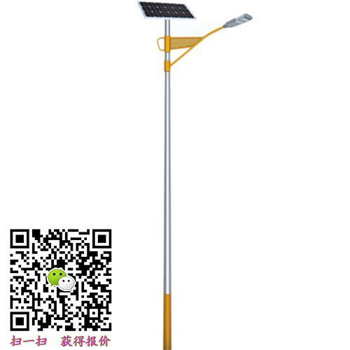 湖南怀化太阳能路灯安装