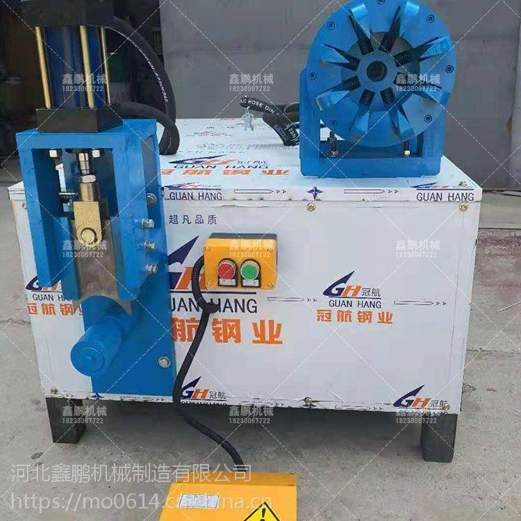 河北鑫鹏电机拆解设备公司