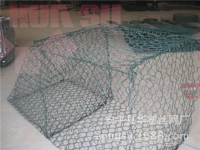 【现货供应】涂塑石笼、石笼网箱、|格宾网