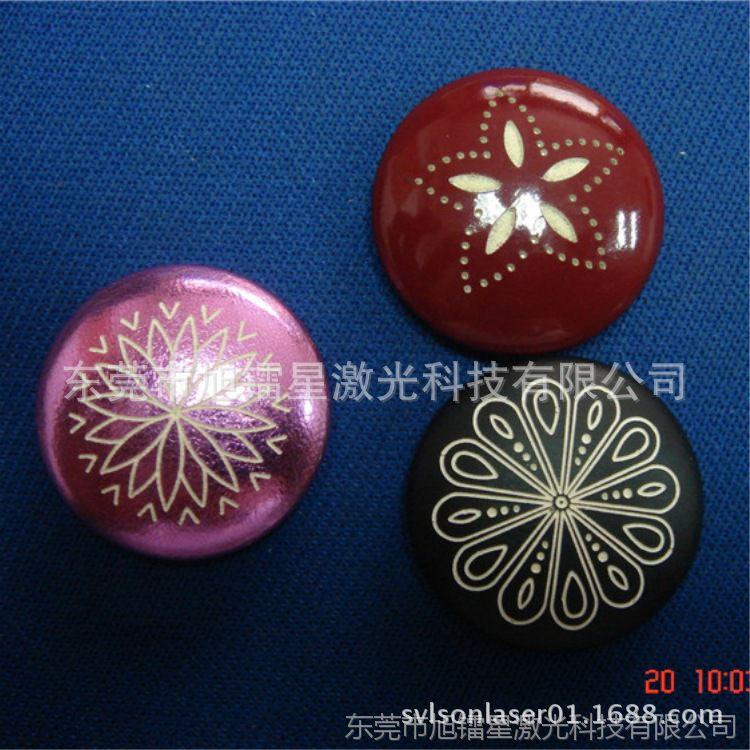 厂家供应陶瓷激光打标机 金属激光镭雕机 ABS光纤激光打标机