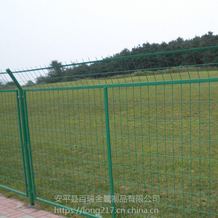 高速公路隔离栅 框架护栏网 焊接网隔离栅价格
