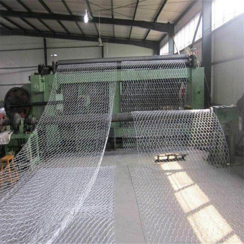加筋石笼网/重型六角网/石笼网现货厂家