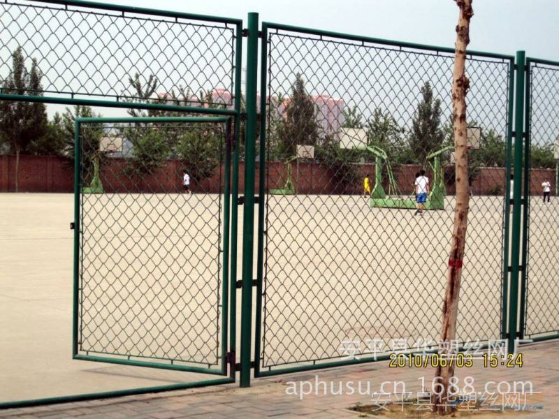 供应高尔夫球场围网 体育场围网 柔性防护网 操场场围栏网