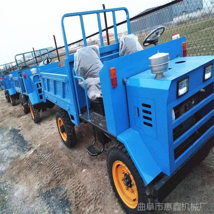 土方运输的柴油四不像 新款四不像运输车 25马力四驱爬山虎型号