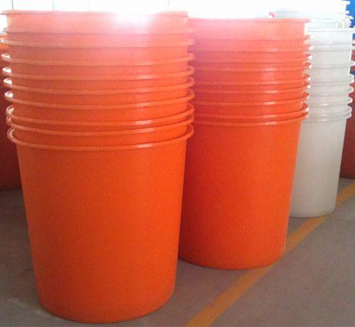 重庆蜜饯腌制桶 重庆山楂腌制桶 杨梅塑胶桶 PE圆桶供应商
