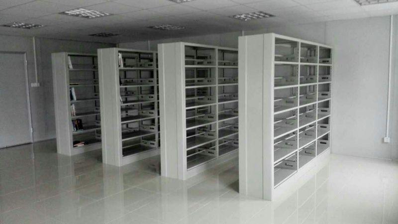 石嘴山单面钢制书架_厂家-生产型企业