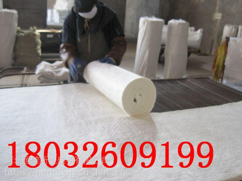 漯河50mm硅酸铝卷毡价格硅酸铝纤维毯厂家咨询