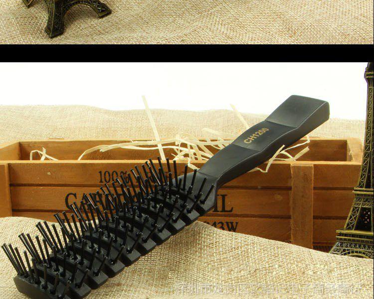 梳子梳工具专用男士排骨推荐吹头发蓬松家用抓苏州吴越荣记卷发菜品图片