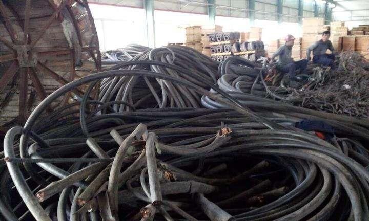 洛阳旧电缆回收还有全新电缆回收价格电话