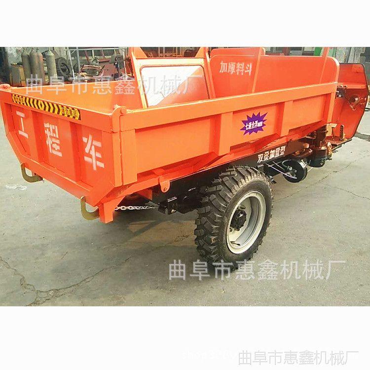 可定制小型柴油三轮车 工地工程柴油三轮车 建筑砂石专用的运输车