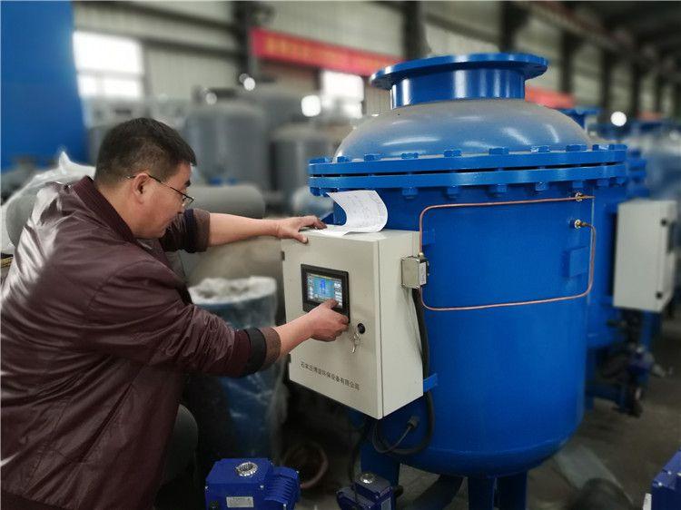 循环水自动全程综合水处理器哪里买