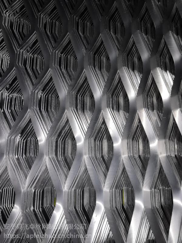 菱形孔钢板网@淮北2*4m建筑型@加工直销钢板网厂家