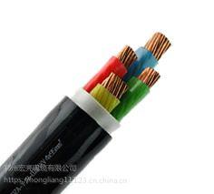 河南宏亮电缆厂国标ZCVV22 2*70报价