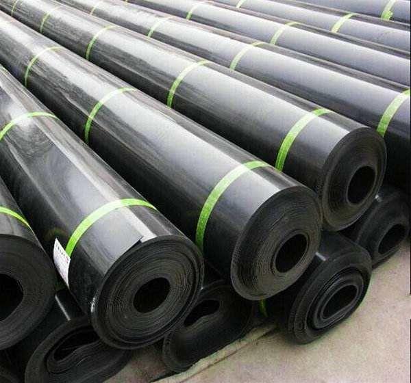 国标防水板厂家    垃圾场用防水板   1.0mm土工膜价