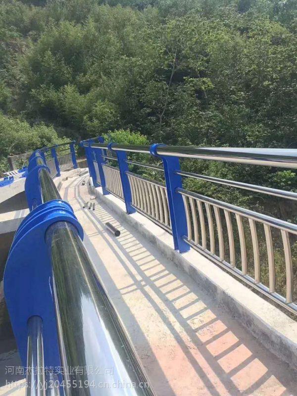 铁艺护栏厂家护栏人行道景区人行天桥栏杆不锈钢复合管304/201市政锌钢马路隔离栏