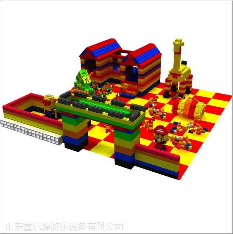 曲阜儿童淘气堡厂家 亲子游乐设备加盟 室内淘气堡直销