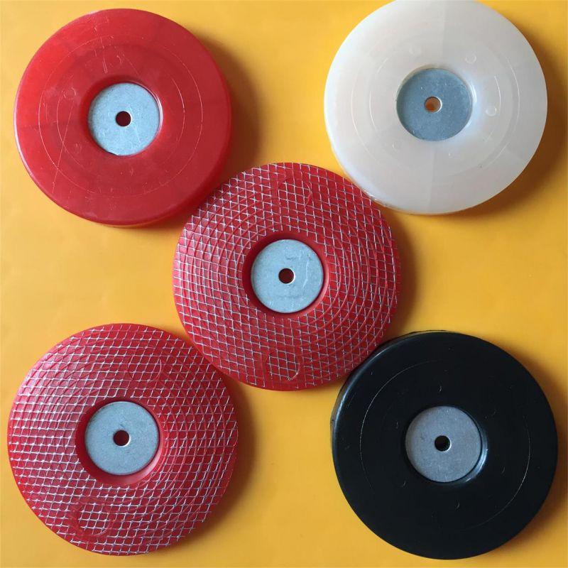 供应途安防水板垫片圆形网丝熔垫片生产