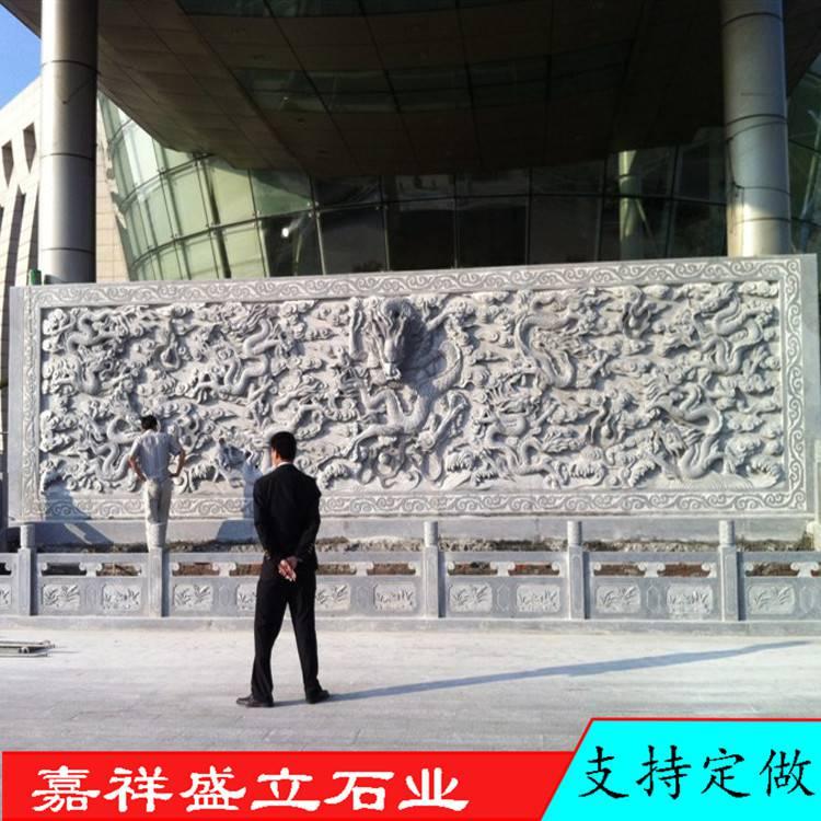 厂家直销寺庙广场石材浮雕墙面 大理石壁浮雕壁画装饰