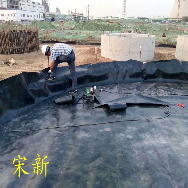 1.5mm厚HDPE土工膜 国标型