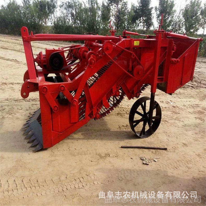 厂家川穹药材收获机 高效率防风药材收获机 志农白芷播种机