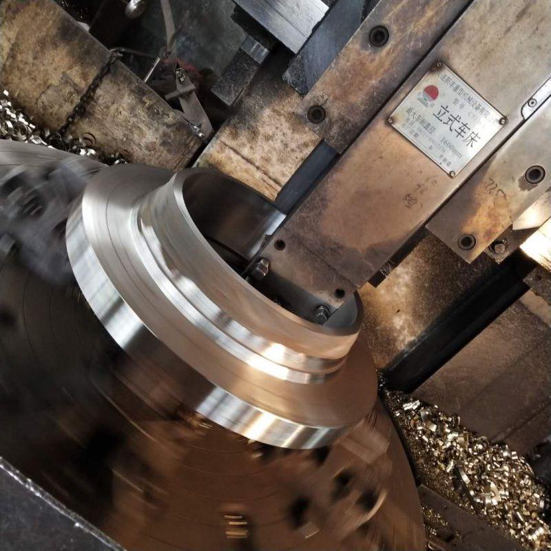 沧州诚铸管业实景拍摄锻打法兰平焊法兰对焊法兰