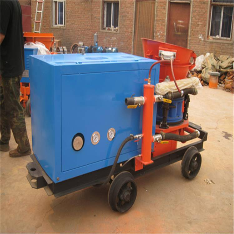 宇成 PS7I湿式混凝土喷射机 PS5I转子式喷浆机生产厂家