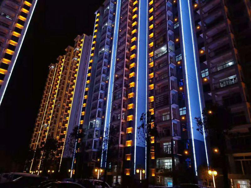 景观亮化led线条灯厂家户外防水洗墙灯工程灯具全国经销批发