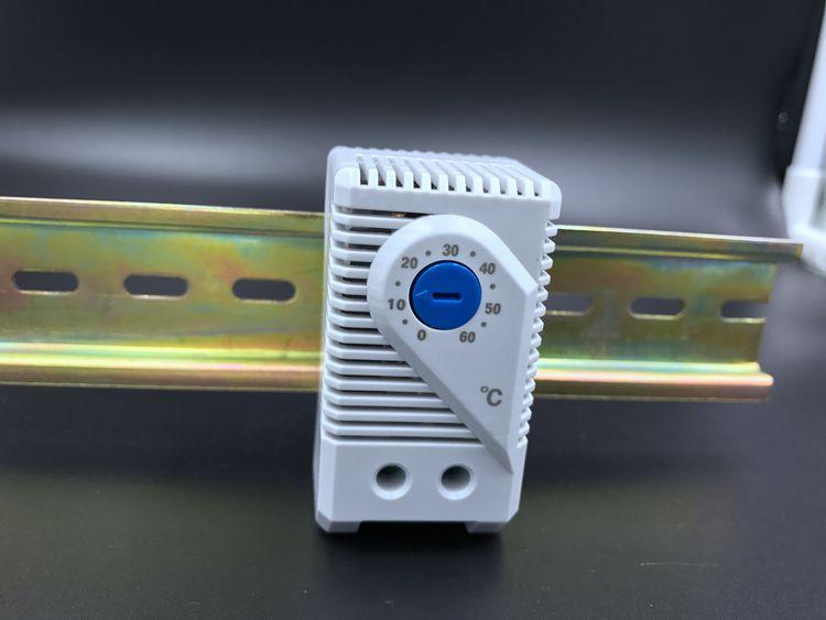 风扇温度控制器安装视频