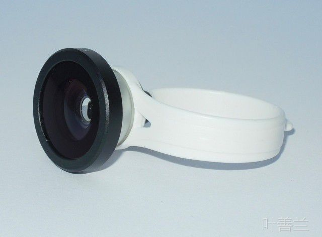 通用鱼眼手机圆圈夹子iphone5/4s三星s4夹子2htc镜头小米万电风扇铸件压镜头图片